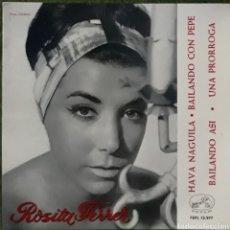 Discos de vinilo: VINILO ROSITA FERRER. Lote 189923710