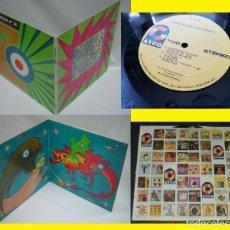Discos de vinilo: CREAM, GINGER BAKER / GINGER BAKER'S AIR FORCE 2, 1970 !! GRAHAM BOND, ORIG. EDIT. USA ATCO !!! EXC. Lote 35590069