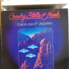 Discos de vinilo: CROSBY STILLS & NASH - DAYLIGHT AGAIN - LP - ED.ESPAÑOLA 1982. Lote 189932956