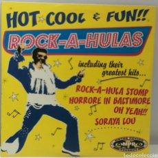 Disques de vinyle: ROCK-A-HULAS, HORRORE IN BALTIMORE +3 (MPR) - VINILO 180GR.-. Lote 189936292