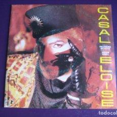 Discos de vinil: TINO CASAL SG EMI 1988 ELOISE / ANGEL EXTERMINADOR - DISCO POP ELECTRONICA 80'S . Lote 189936677