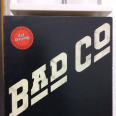 Discos de vinil: BAD COMPANY - BAD CO - LP GATEFOLD - ED.UK 1974. Lote 189937320