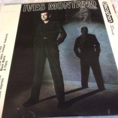 Discos de vinilo: IVES MONTAND. Lote 189939661