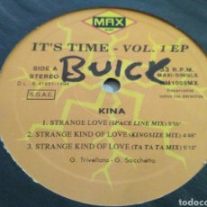 Disques de vinyle: IT'S TIME EP VOL.1. Lote 189940152