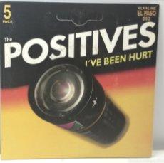 Discos de vinil: THE POSITIVES, I'VE BEEN HURT +3 (EL PASO). Lote 189952798