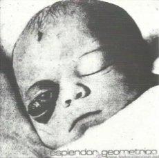 Discos de vinilo: ESPLENDOR GEOMETRICO NECROSIS EN LA POYA +2 SINGLE/EP REE NUEVO! RAREZA MUY BUSCADO COLECCIONISTAS!!. Lote 189971350