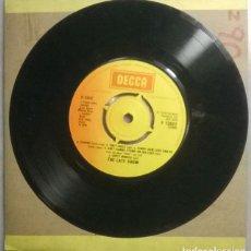 Discos de vinilo: THE LATE SHOW. BRISTOL STOMP/ CHAINS/ ONLY CHILD… DECCA, UK 1979 SINGLE. Lote 189973277