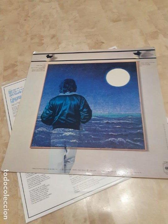 Discos de vinilo: LP Luna de Victor Manuel - Foto 2 - 189982232