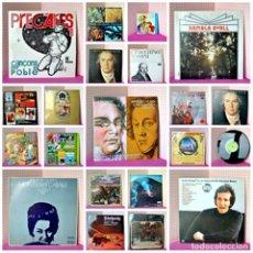 Discos de vinilo: LOTE 22 DISCOS LP VINILO AÑOS 70. Lote 189984310