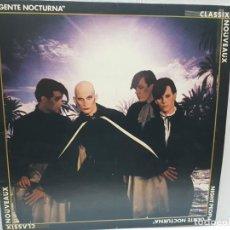 Discos de vinilo: LP-NIGHT PEOPLE- CLASSIX NOVEAUX 1981 EN FUNDA ORIGINAL . Lote 189987456