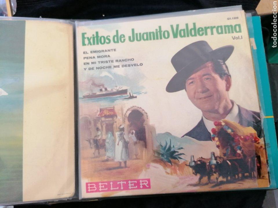 Discos de vinilo: Lote discos EP Manolo Escobar etc - Foto 13 - 189993697