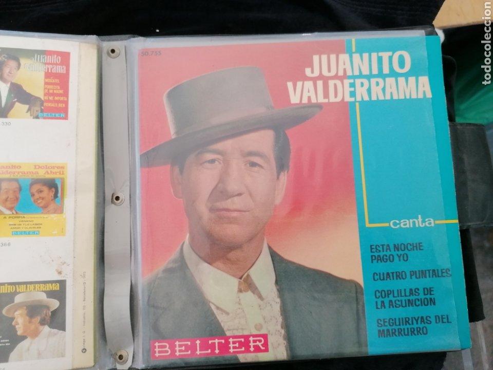 Discos de vinilo: Lote discos EP Manolo Escobar etc - Foto 3 - 189993697