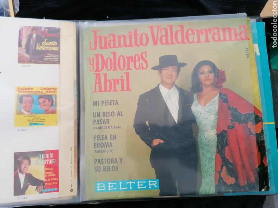 Discos de vinilo: Lote discos EP Manolo Escobar etc - Foto 5 - 189993697