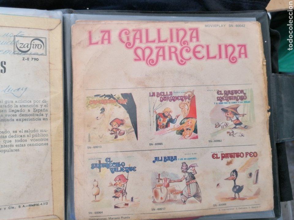 Discos de vinilo: Lote discos EP Manolo Escobar etc - Foto 8 - 189993697