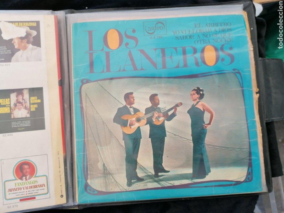 Discos de vinilo: Lote discos EP Manolo Escobar etc - Foto 11 - 189993697