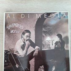 Discos de vinilo: AL DI MEOLA SPLENDIDO HOTEL. Lote 189995696