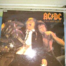 Discos de vinilo: AC DC.LP. Lote 189997685