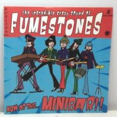 Disques de vinyle: FUMESTONES, MINIBAR +3 (KURIOSA). Lote 189999191