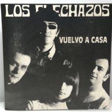 Discos de vinilo: LOS FLECHAZOS, VUELVO A CASA (DRO 1993) GATEFOLD. Lote 190000445
