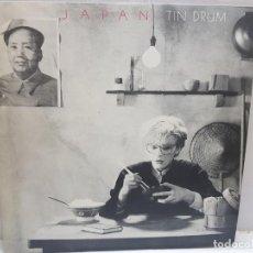 Discos de vinilo: LP-JAPAN-TIN DRUM 1981 EN FUNDA ORIGINAL . Lote 190001245
