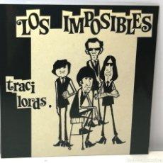 Discos de vinilo: LOS IMPOSIBLES, TRACI LORDS (ANIMAL 1993). Lote 190001846
