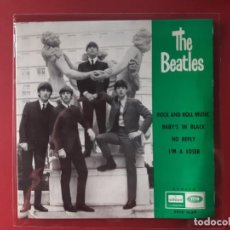 Discos de vinilo: THE BEATLES SINGLE 45 ODEON EMI 1964***. Lote 190002510
