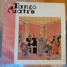 Discos de vinilo: TANGO CUATRO - TANGO CUATRO (1990). Lote 190008493