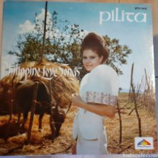 Discos de vinilo: PILITA - PHILIPPINE LOVE SONGS (GATEFOLD). Lote 190010541