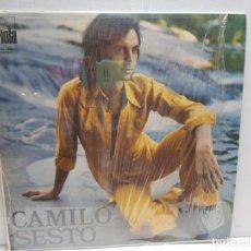 Discos de vinilo: LP-CAMILO SESTO- EN FUNDA ORIGINAL 1974. Lote 190011897