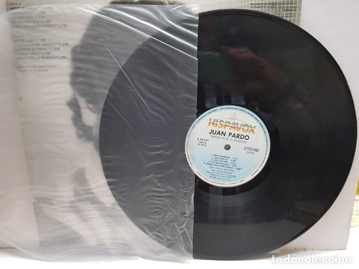 Discos de vinilo: LP-JUAN PARDO-BRAVO POR LA MUSICA en funda original 1982 - Foto 3 - 190012018