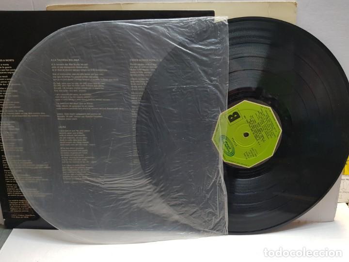 Discos de vinilo: LP-LLUIS LLACH-CAMPANADES A MORTS en funda original 1977 - Foto 3 - 190012635