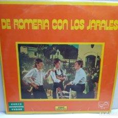 Discos de vinilo: LP-DE ROMERIA CON LOS JARALES- EN FUNDA ORIGINAL 1972. Lote 190014878