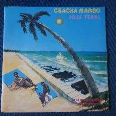 Discos de vinilo: JOSE TERAL – CHACHA MAMBO SELLO: NOT ON LABEL – STM 10 FORMATO: VINYL, 7 45 RPM PAÍS: FRANCE PUB. Lote 190015940
