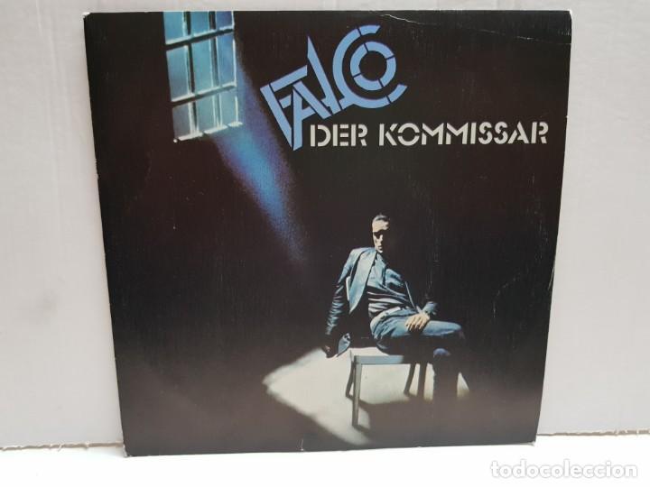 SINGLE-FALCO-DER KOMMISSAR EN FUNDA ORIGINAL AÑO 1982 (Música - Discos - Singles Vinilo - Pop - Rock Extranjero de los 90 a la actualidad)