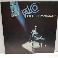Discos de vinilo: SINGLE-FALCO-DER KOMMISSAR EN FUNDA ORIGINAL AÑO 1982. Lote 190016640