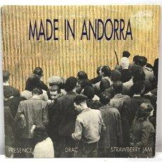 Discos de vinilo: MADE IN ANDORRA, EP (SALSETA 1994). Lote 190022086