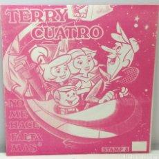 Discos de vinilo: TERRY IV - FAT TULIPS (STAMP) FLEXI COLOR. Lote 190022560