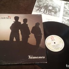 Discos de vinilo: LA FRONTERA LP. VAMONOS. MADE IN SPAIN. 1988.. Lote 190023302