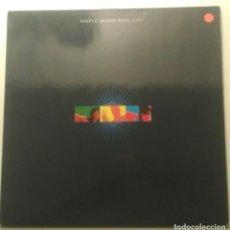 Discos de vinilo: SIMPLE MINDS – REAL LIFE EEC 1991 VIRGIN. Lote 189917016