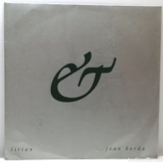 Discos de vinilo: JOAN BORDA, ALBA (PSM 1992). Lote 190035358