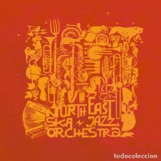 Discos de vinilo: NORTH EAST SKA JAZZ ORCHESTRA - NORTH EAST SKA JAZZ LP (PRECINTADO) REGGAE. Lote 190048115