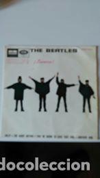 THE BEATLES (Música - Discos de Vinilo - EPs - Pop - Rock Extranjero de los 70)