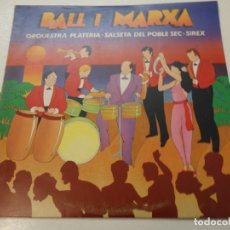Discos de vinilo: DISCO VINILO. BALL I MARXA. Lote 190062071