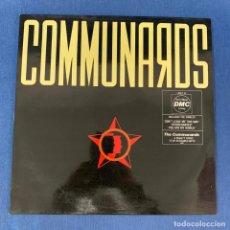 Discos de vinilo: LP - COMMUNARDS - ESPAÑA - AÑO 1986 - FUNDA Y VINILO EX. Lote 190071351