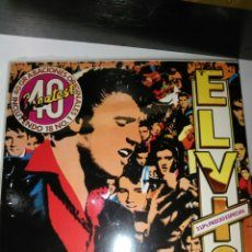 Discos de vinilo: ELVIS. 40 GREATEST. RCA. DOBLE LP. AÑO 1979.. Lote 190112061