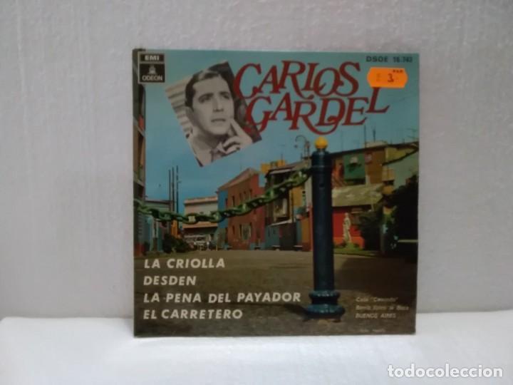 CARLOS GARDEL (Música - Discos - Singles Vinilo - Grupos y Solistas de latinoamérica)
