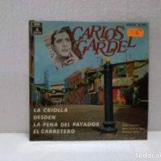 Discos de vinilo: CARLOS GARDEL . Lote 190116440