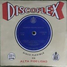 Discos de vinilo: DISCO FLEXIBLE VILLANCICOS POPULARES ANDALUCES. Lote 190125151