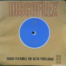 Discos de vinilo: DISCO FLEXIBLE JOTAS ARAGONESAS. Lote 190126081