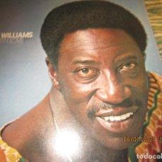 Discos de vinilo: JOE WILLIAMS - WITH LOVE LP - ORIGINAL U.S.A. - TEMPONIC 1972 - GATEFOLD COVER -. Lote 190130217